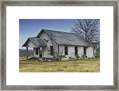 Once Upon A Dream Framed Print by Charles Dobbs