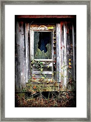 Once Upon A Time Framed Print by Beverly Hammond