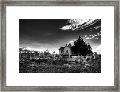 Once Upon A Time Framed Print by Michele Cornelius