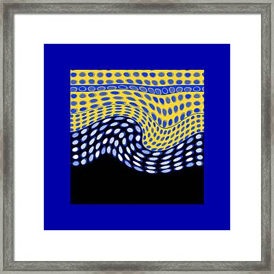 One After Another Framed Print by Ann Powell