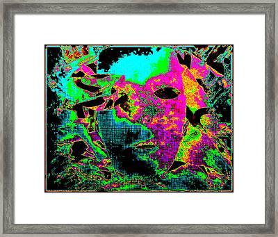 One Framed Print by Christian Allen