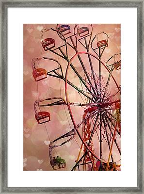 One Enchanted Night Framed Print by Amy Tyler