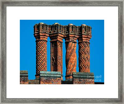 One Function Many Ways Framed Print
