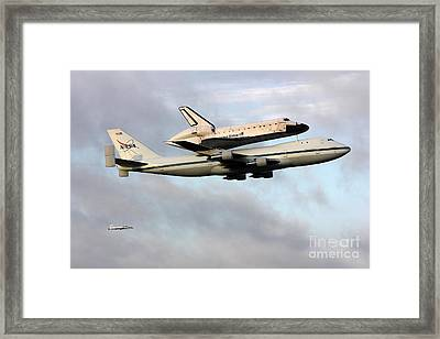 Framed Print featuring the photograph One Last Time by Alex Esguerra
