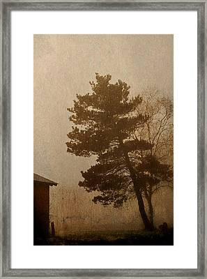 One Sunday Framed Print by Odd Jeppesen