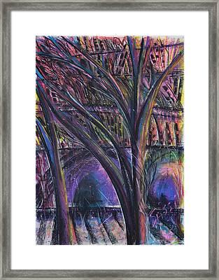 Onlooker Framed Print by Robert M Sassi