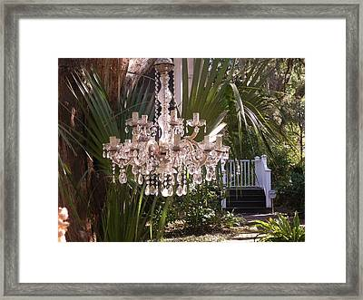 Only In Beaufort Framed Print by Patricia Greer