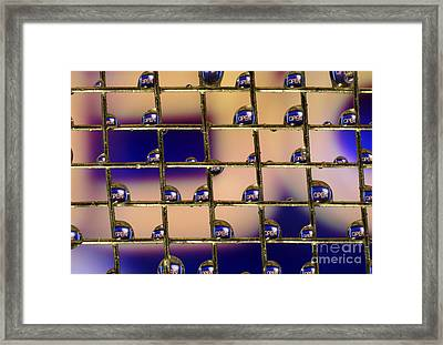 Open Framed Print by Darren Fisher