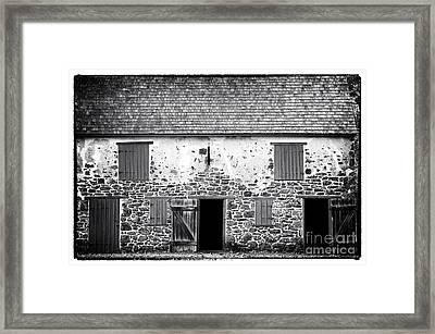 Open Doors Framed Print by John Rizzuto