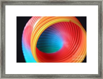 Open Wide Framed Print by Tracy Reese