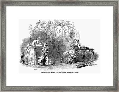 Opera: Marriage Of Figaro Framed Print