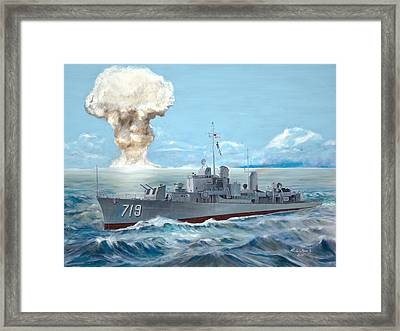 Operation Castle Framed Print
