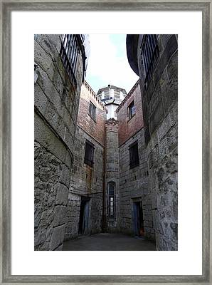 Oppression II Framed Print by Richard Reeve