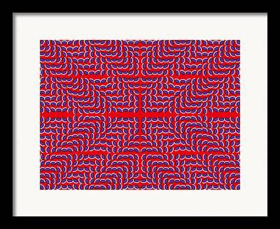 Tangy Digital Art Framed Prints