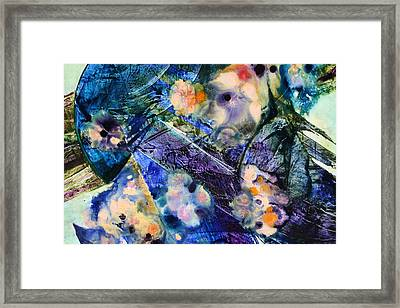 Opus - Seven Framed Print by Mudrow S