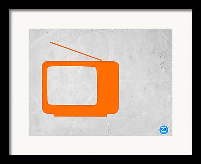 Iconic Design Mixed Media Framed Prints