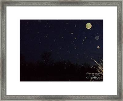 Orb Supreme Framed Print by Doug Kean
