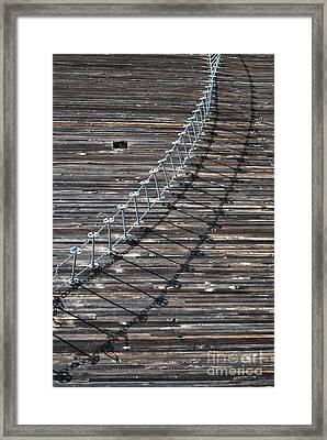 Oregon Ghost Town 2 Framed Print