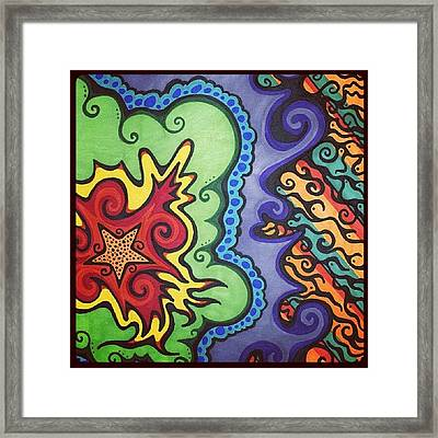 Original #sharpie Art ! From Framed Print