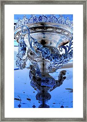 Ornate Framed Print by Randall Weidner
