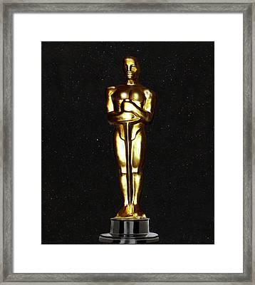 Oscars  Framed Print