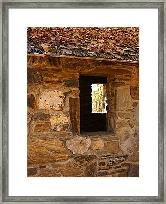 Other Side Framed Print by Margaret Steinmeyer
