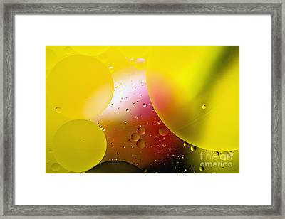 Other Worlds - D007924 Framed Print by Daniel Dempster