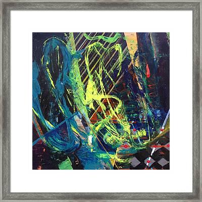Otis Framed Print