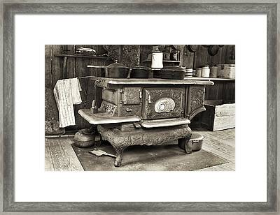 Our Clarion Framed Print