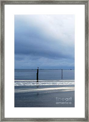 Framed Print featuring the photograph Out And About by Linda Mesibov