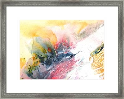 Out Of The Nest Framed Print by Miki De Goodaboom