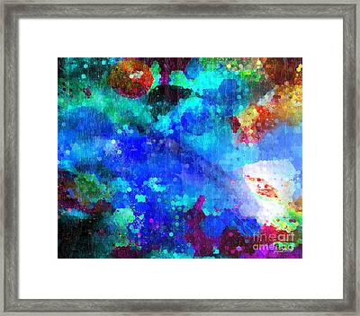 Out There In Beijing China Framed Print