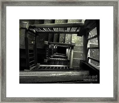 Outer Darkness  Framed Print by Tammy Cantrell