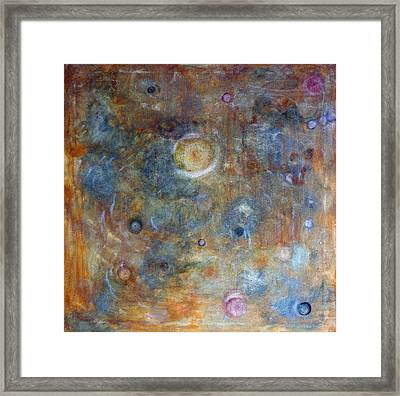 Outer Limits Framed Print