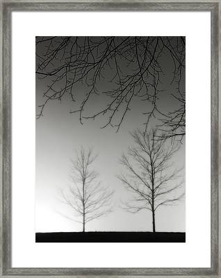 Outstretched Limbs Framed Print