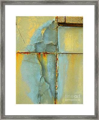 Overflow Framed Print by Marcia Lee Jones