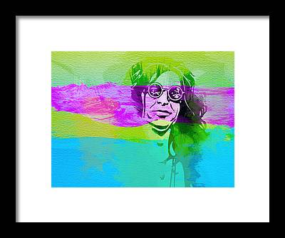 Ozzy Osbourne Framed Prints