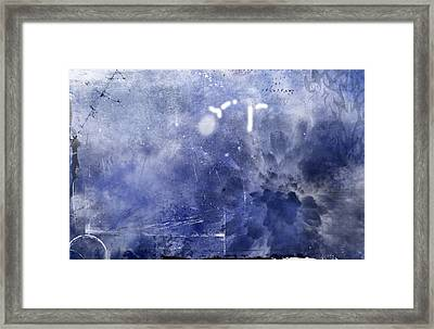 Pacific Bloom Framed Print by Christopher Gaston