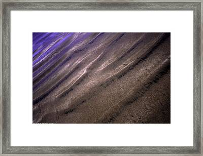 Framed Print featuring the photograph Pacifica by Michael Nowotny