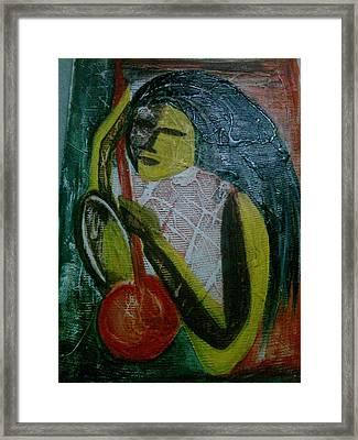 Pacificm Framed Print by Anumehaa Jaiin
