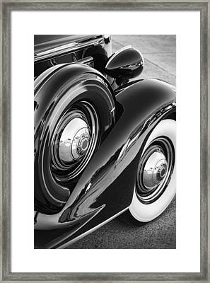 Packard One Twenty Framed Print by Gordon Dean II