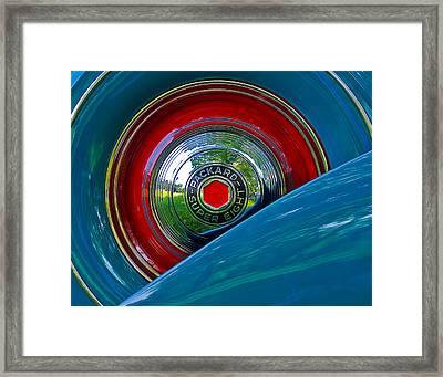 Packard Super Eight Framed Print