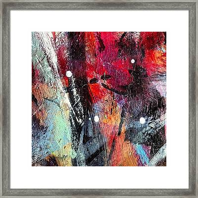 Paint Table 3 Framed Print