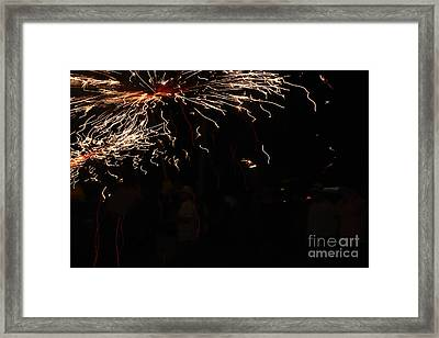 Painting Framed Print by Agusti Pardo Rossello