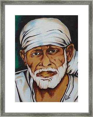 Painting With Markers Framed Print by Armin Irani