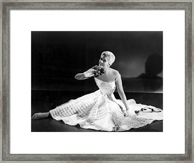 Pal Joey, Kim Novak, 1957 Framed Print