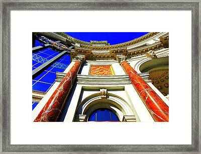 Palace Entrance IIi Framed Print