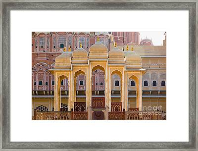 Palace Of The Winds Framed Print by Inti St. Clair