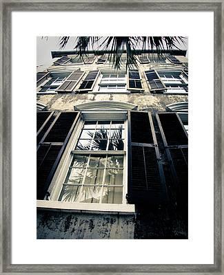 Palms Up Framed Print by Jessica Brawley