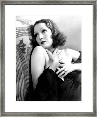 Palooka, Lupe Velez, 1934 Framed Print by Everett